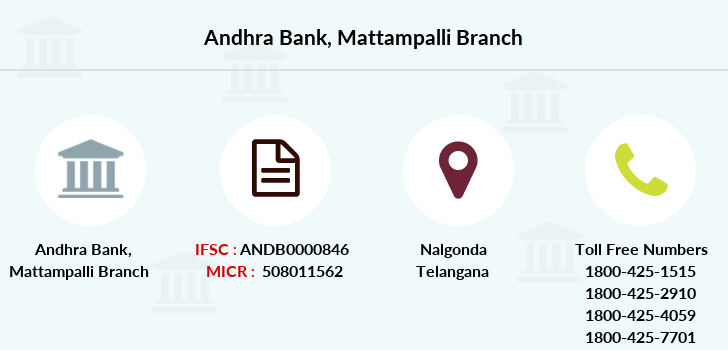 Andhra-bank Mattampalli branch