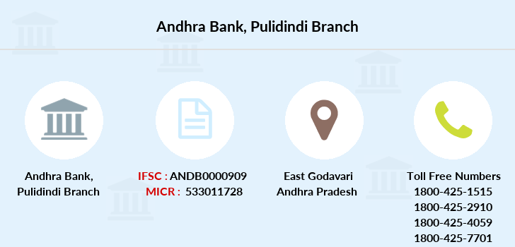 Andhra-bank Pulidindi branch
