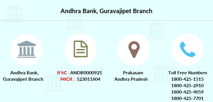 Andhra-bank Guravajipet branch