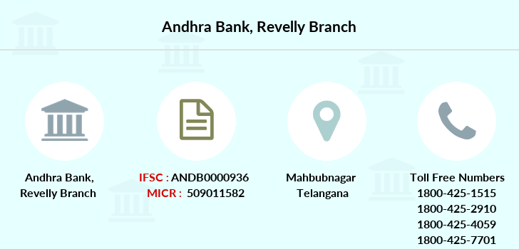 Andhra-bank Revelly branch