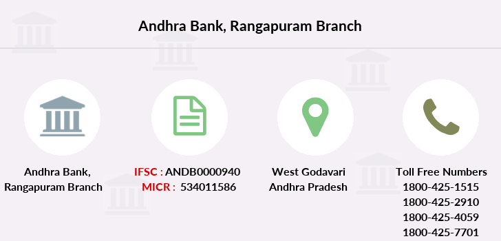 Andhra-bank Rangapuram branch