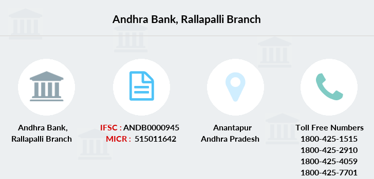 Andhra-bank Rallapalli branch