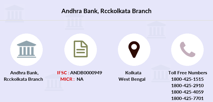 Andhra-bank Rcckolkata branch