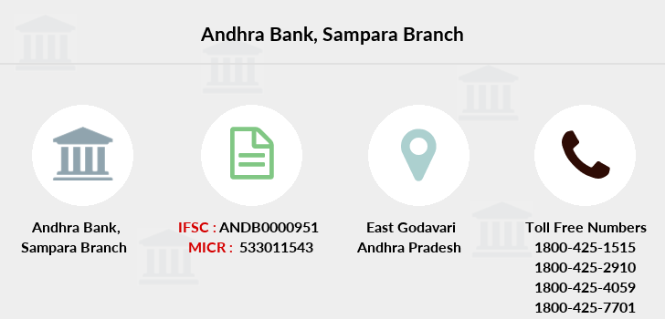 Andhra-bank Sampara branch