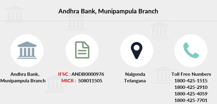 Andhra-bank Munipampula branch