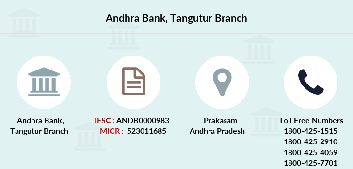 Andhra-bank Tangutur branch