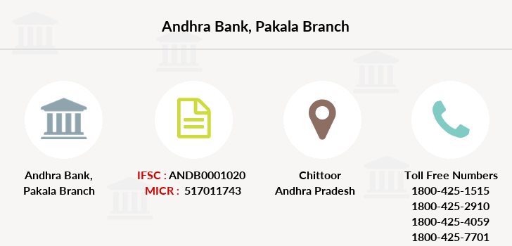 Andhra-bank Pakala branch