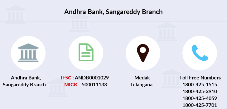 Andhra-bank Sangareddy branch
