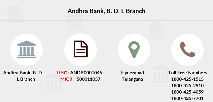 Andhra-bank B-d-l branch