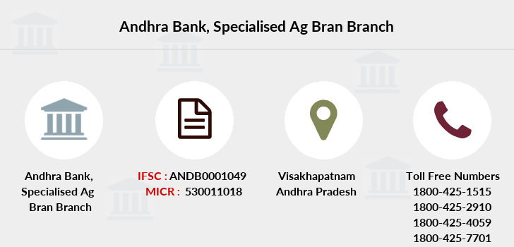 Andhra-bank Specialised-ag-bran branch