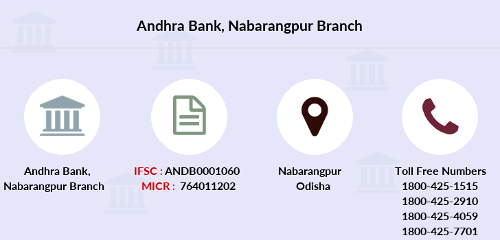 Andhra-bank Nabarangpur branch