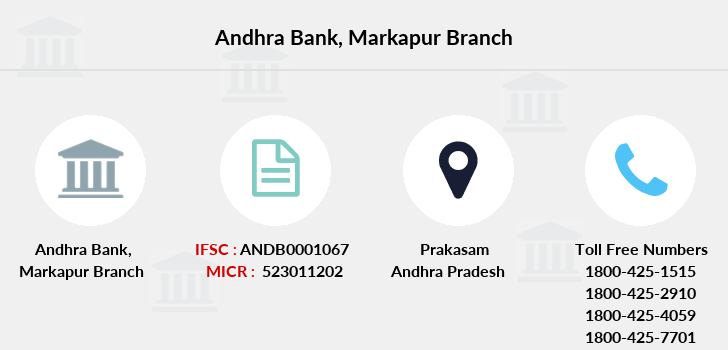 Andhra-bank Markapur branch