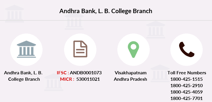 Andhra-bank L-b-college branch