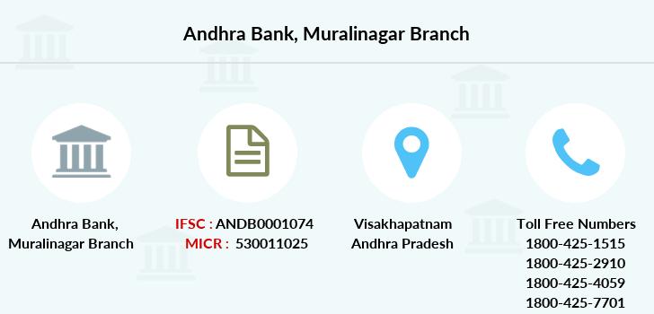 Andhra-bank Muralinagar branch