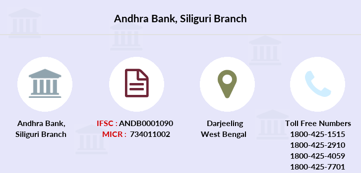 Andhra-bank Siliguri branch