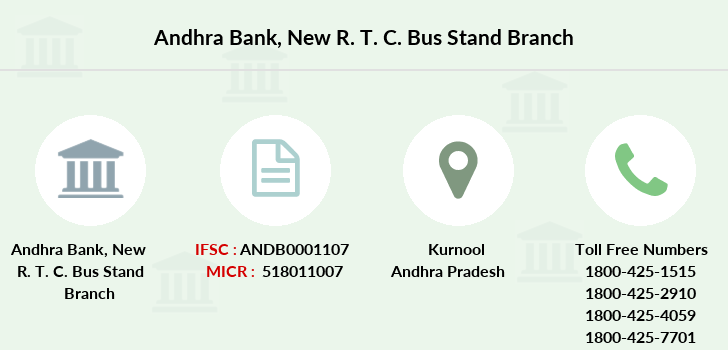 Andhra-bank New-r-t-c-bus-stand branch