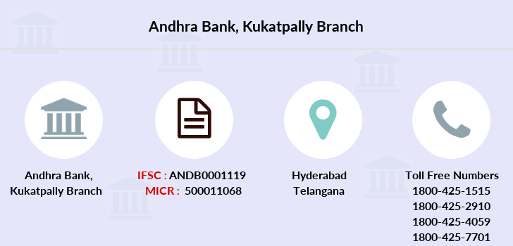 Andhra-bank Kukatpally branch