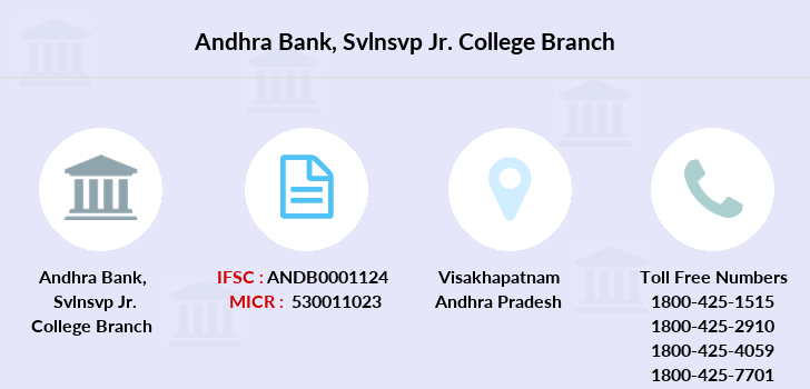 Andhra-bank Svlnsvp-jr-college branch