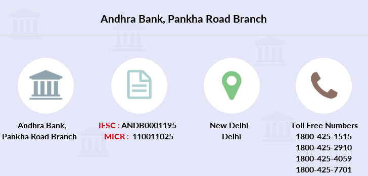 Andhra-bank Pankha-road branch