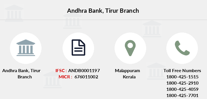 Andhra-bank Tirur branch