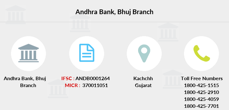 Andhra-bank Bhuj branch