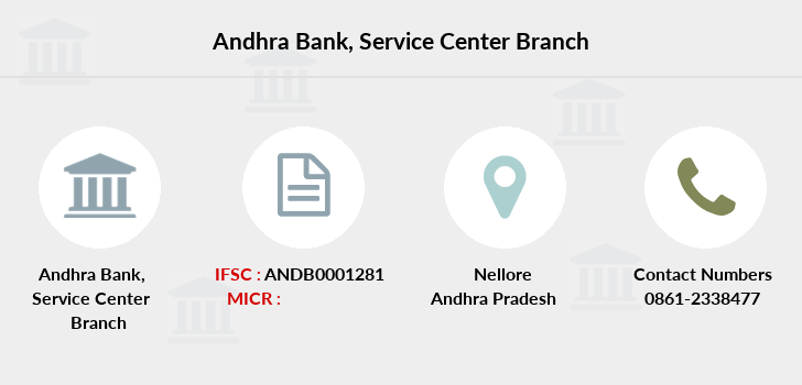 Andhra-bank Service-center branch