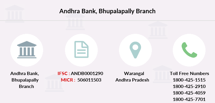 Andhra-bank Bhupalapally branch