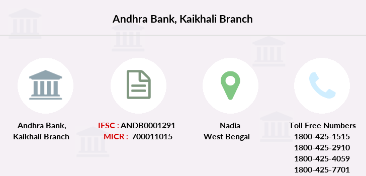 Andhra-bank Kaikhali branch
