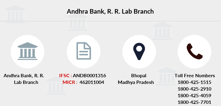 Andhra-bank R-r-lab branch