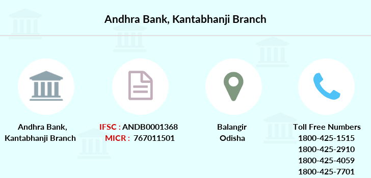 Andhra-bank Kantabhanji branch