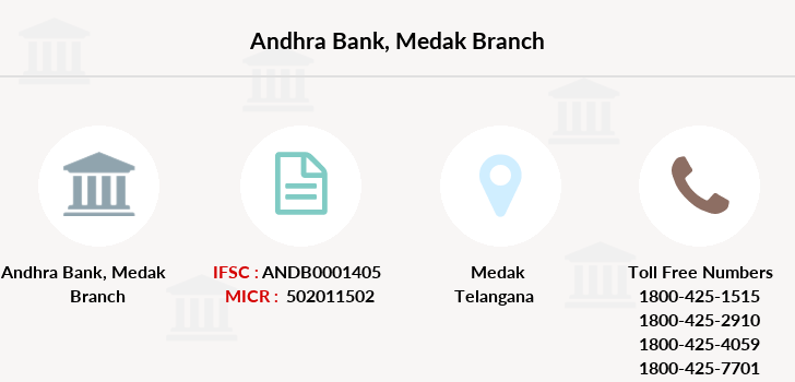 Andhra-bank Medak branch
