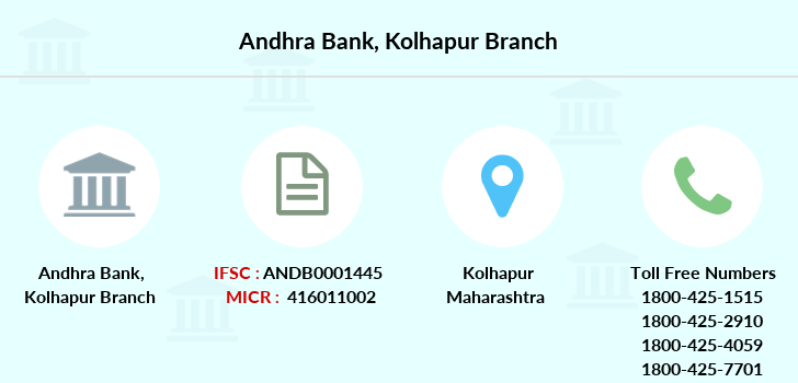 Andhra-bank Kolhapur branch