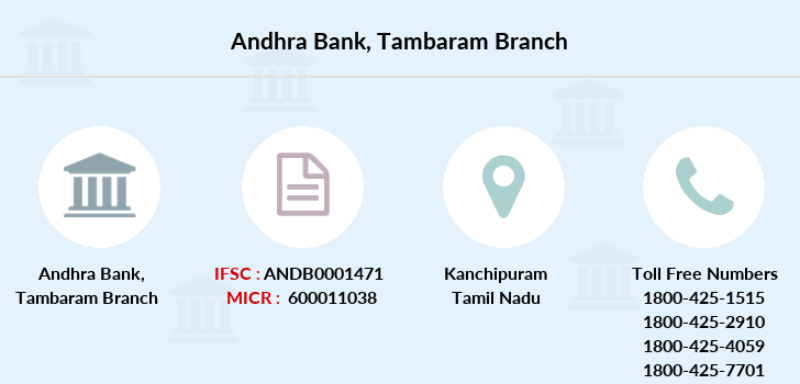Andhra-bank Tambaram branch