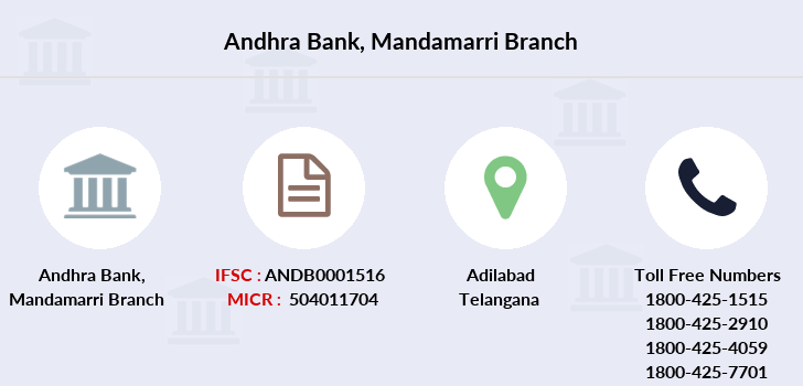 Andhra-bank Mandamarri branch