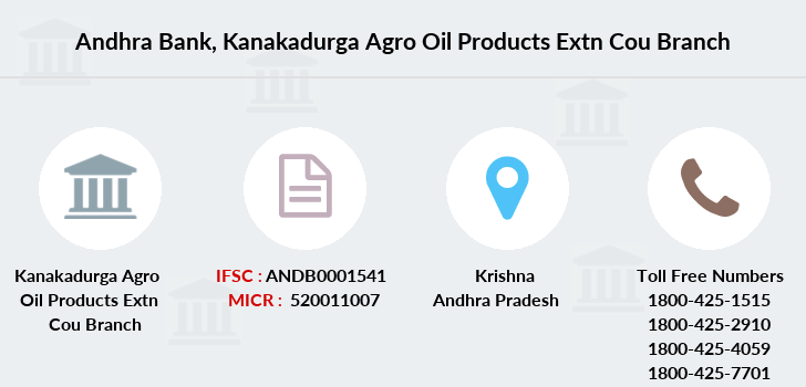 Andhra-bank Kanakadurga-agro-oil-products-extn-cou branch