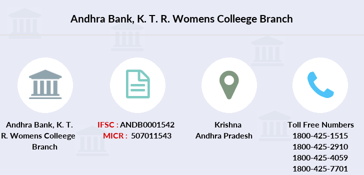 Andhra-bank K-t-r-womens-colleege branch