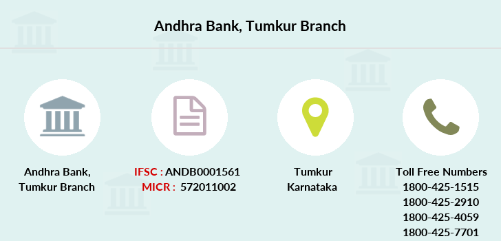 Andhra-bank Tumkur branch