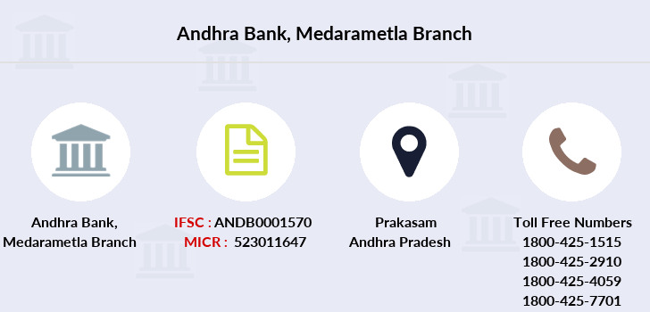 Andhra-bank Medarametla branch