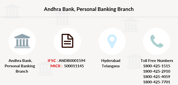 Andhra-bank Personal-banking branch