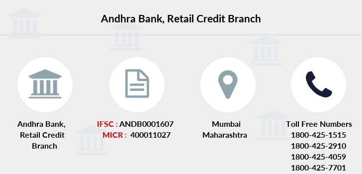 Andhra-bank Retail-credit branch