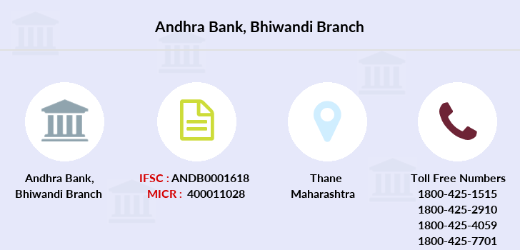 Andhra-bank Bhiwandi branch