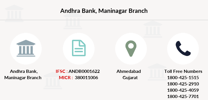 Andhra-bank Maninagar branch