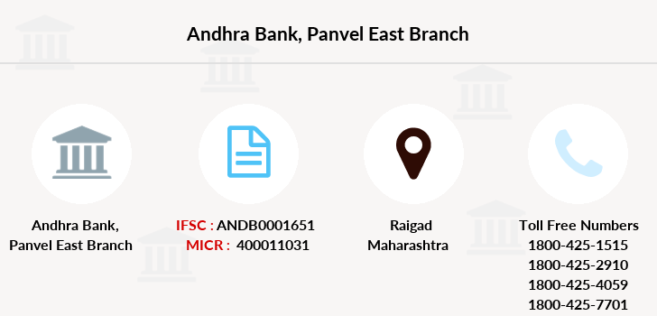 Andhra-bank Panvel-east branch