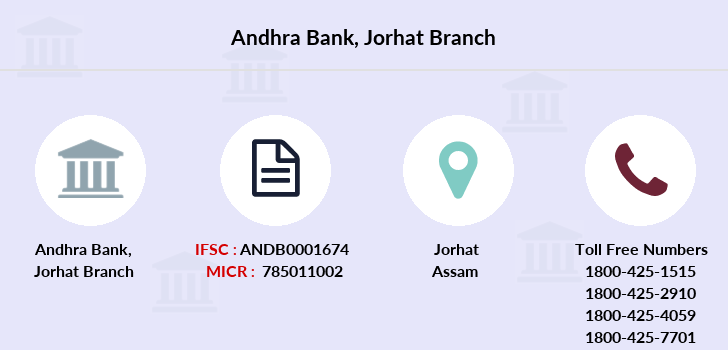 Andhra-bank Jorhat branch