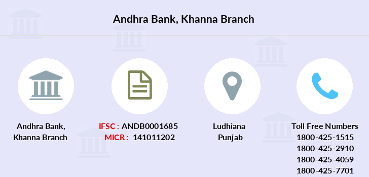 Andhra-bank Khanna branch