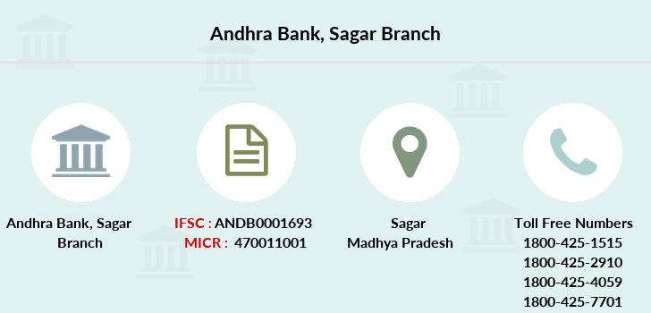 Andhra-bank Sagar branch