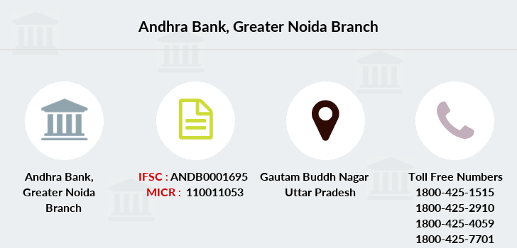 Andhra-bank Greater-noida branch