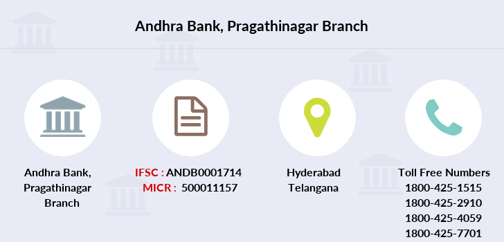 Andhra-bank Pragathinagar branch