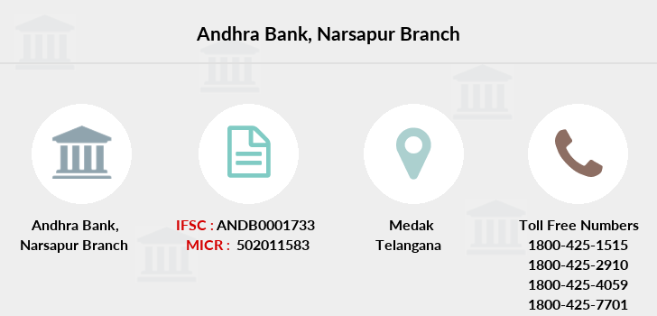 Andhra-bank Narsapur branch