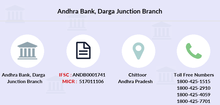 Andhra-bank Darga-junction branch